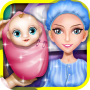 icon Newborn Baby Care - Mommy