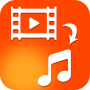 icon Video To Mp3 - Audio Extractor