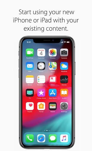 Przejdź na iOS