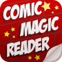 icon Comic Magic Reader