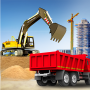 icon Construction Simulator: City Truck Parking Game 3d