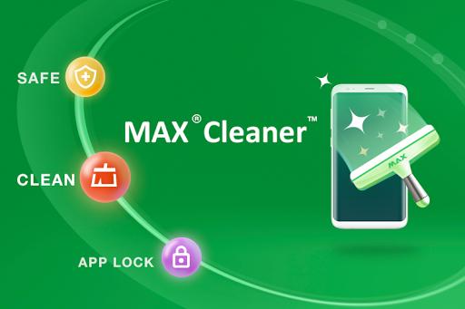 MAX Cleaner - Phone Cleaner Antivirus