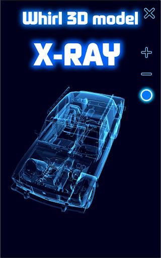 X-Ray LADA VAZ 2106