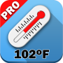 icon Prank Fever Check Thermometer
