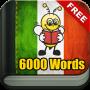 icon Learn Italian Vocabulary - 6,000 Words