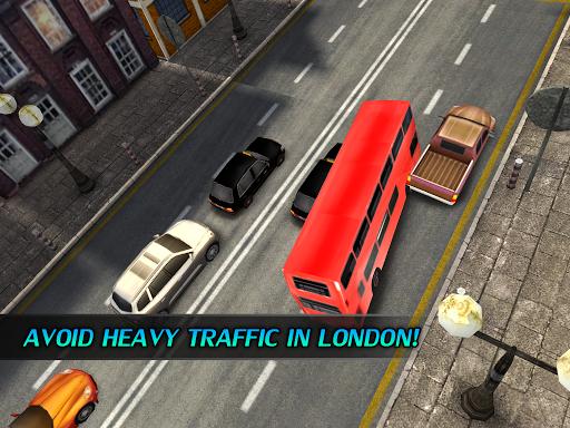 Autobus Rampage: London City Rush