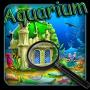 icon Aquarium. Hidden objects