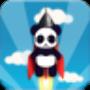icon panda adventure run