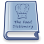 icon Food Dictionary