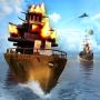 icon Secret Stealth Warship Combat