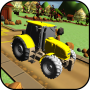 icon Tractor Parking
