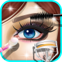 icon Eyes Makeup Salon - kids games