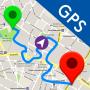 icon GPS, Maps, Live Navigation & Traffic Alerts