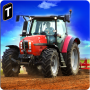 icon Farm Tractor Simulator 3D