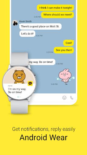 KakaoTalk: Bezpłatne połączenia i SMS-y