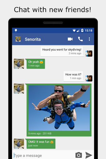 Tantan aplikacja randkowa Android