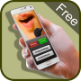 icon Caller Name Announcer, Flash on call and SMS