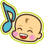 icon SmiRing - baby stops crying -