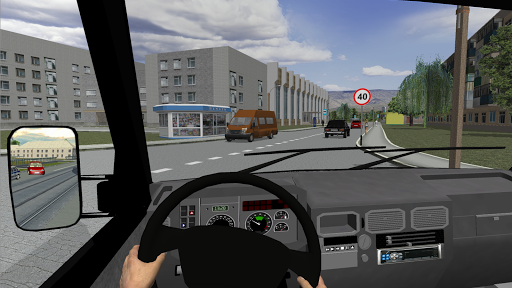 Minibus Simulator 2017