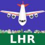 icon FLIGHTS Heathrow Airport
