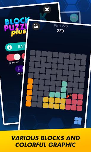 Block and Hexa Puzzle Plus - 5 różnych trybów