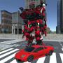 icon X Ray Futuristic Robot