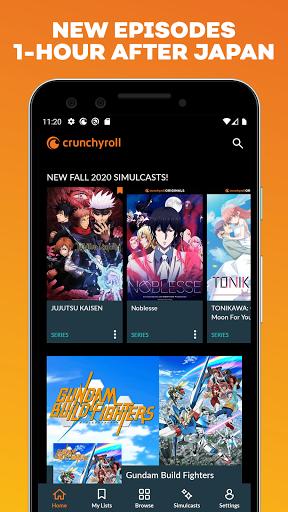 Crunchyroll - Wszystko Anime