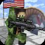 icon American Block Sniper Survival