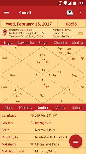 Darmowe oprogramowanie do dopasowywania astrologii wedyjskiej