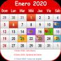 icon España Calendario 2017