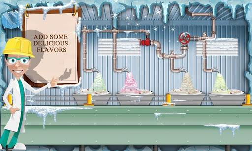 Fabryka lodów - deser
