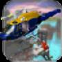 icon Police Heli Rescue Alert