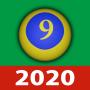 icon 9 Pool ball - 2017