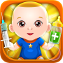 icon Baby Doctor Office Clinic
