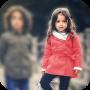 icon DSLR Camera - Blur Background