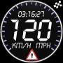 icon GPS Speedometer - Trip Meter - Altimeter