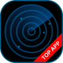 icon Police Radar Scanner