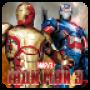icon Iron Man 3 Live Wallpaper